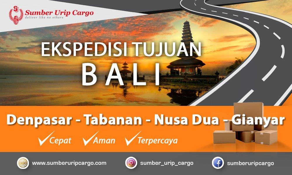 Ekspedisi Jakarta Bali